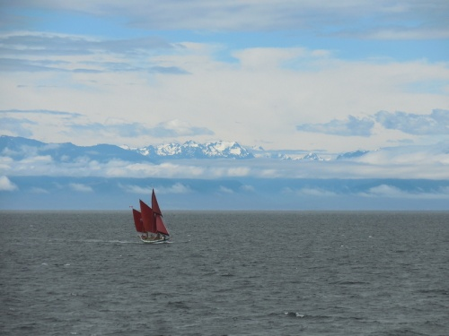 Sailboat and the Olympics