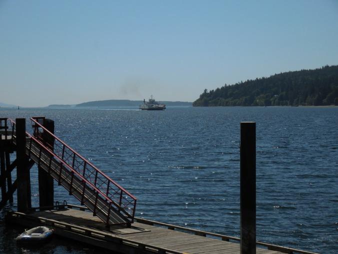 Salt Springs Island ferry