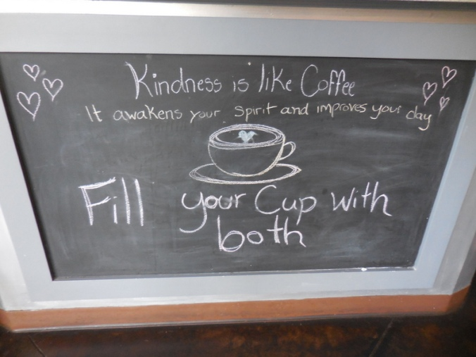 Serious coffee thoughts