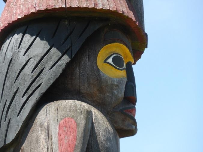 Totem at legislature