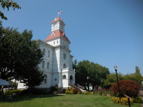 Benton COunty Court House 2
