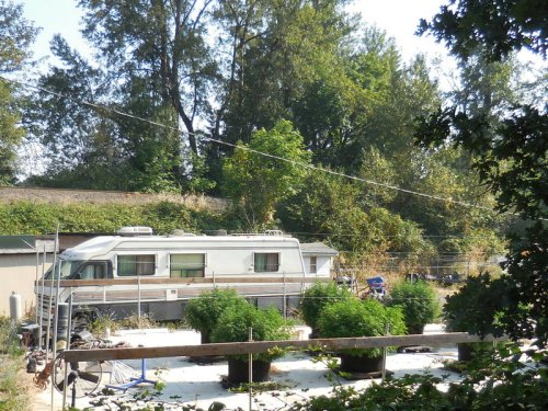 Cash crop and a 1970s RV - Home