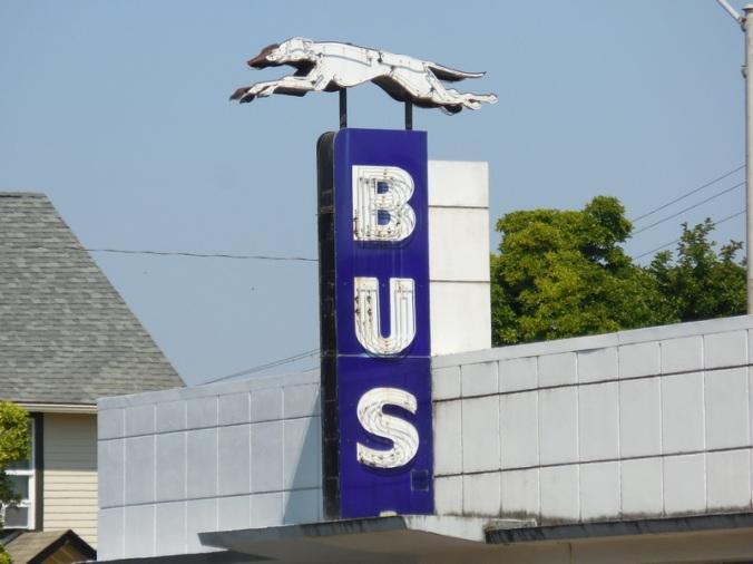 Corvallis bus depot