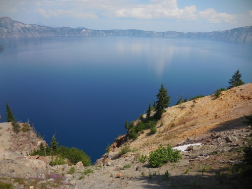 Crater Lake colours 2