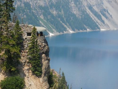 Crater Lake views 1