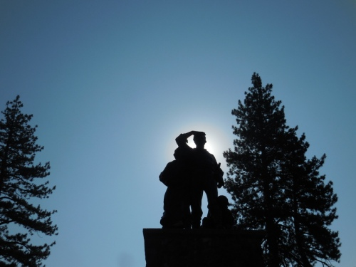 Donner monument 2