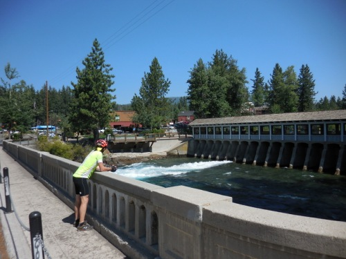 Lake Tahoe - Fanny Bridge