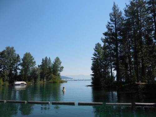 Lake Tahoe view 2