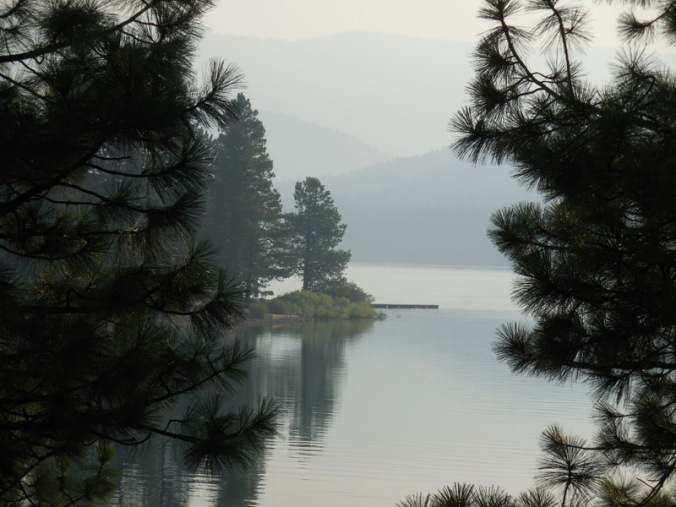 Morning at Lake Almador 3