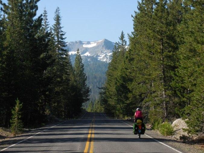 Mt Lassen and Nancy 1