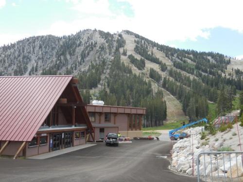 Mt Rose Ski Hill