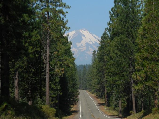 Mt Shasta - last views 3