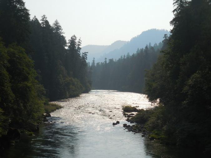 North Umqua River 5