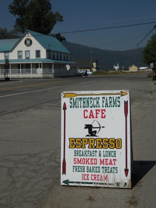 Smithneck Cafe