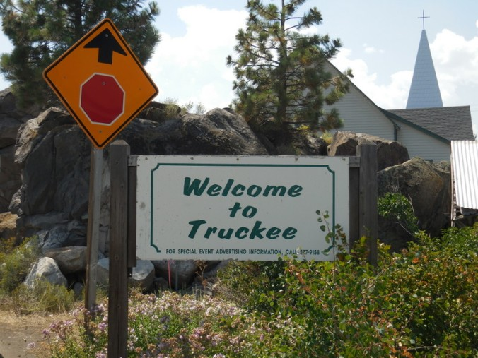 Welcome to Truckee