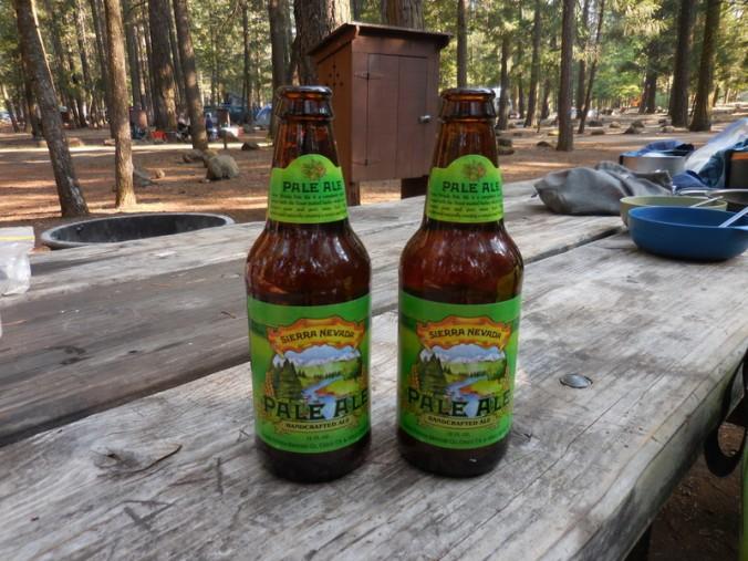 When in the Sierra's, you must drink Sierra