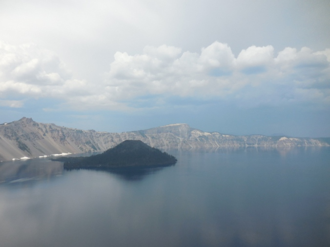 Wizzard Island on Crater Lake 4