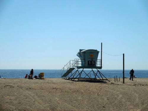 Beach at last