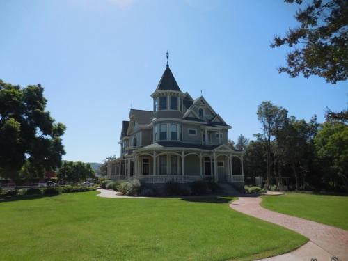 Falkner House Santa Paula