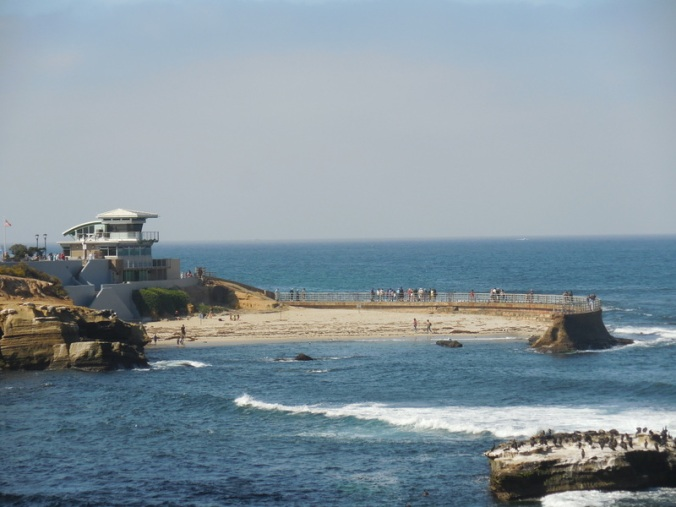 La Jolla child's beach