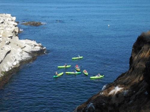 La Jolla Cove boats 2