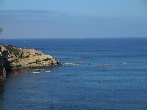 La Jolla Cove boats 4