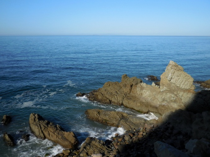 Malibu coast view 2