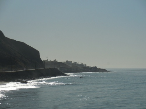 Malibu coast view 4