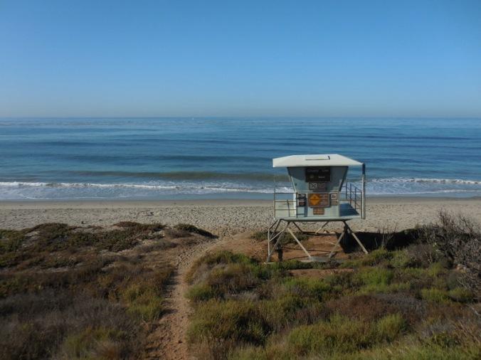 Malibu lifeguard station 1