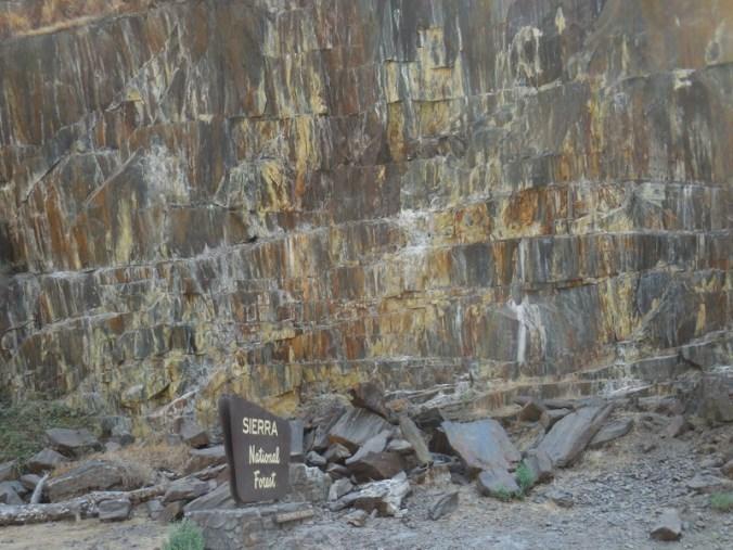 Nice Rock wall