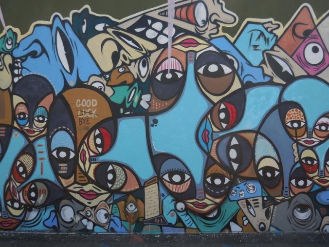 Oceanside wall art