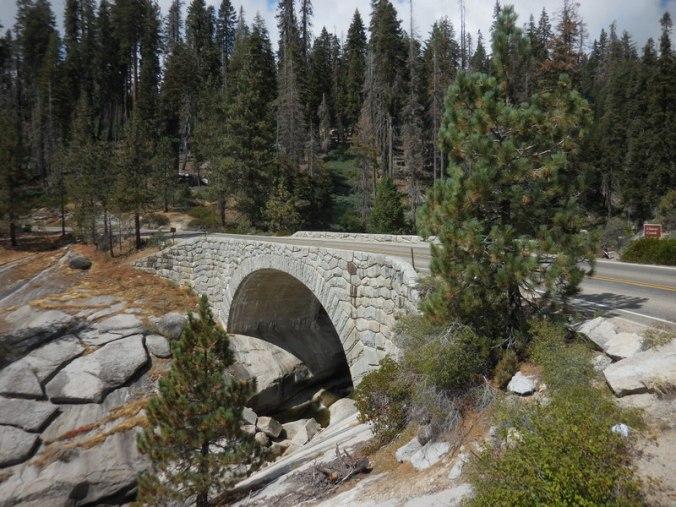 Old bridge - after rebuild