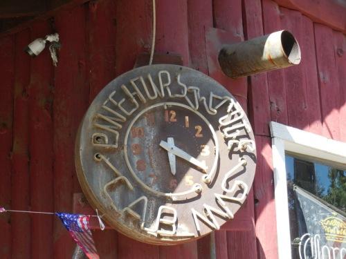Pinehurst hotel - stuck in time
