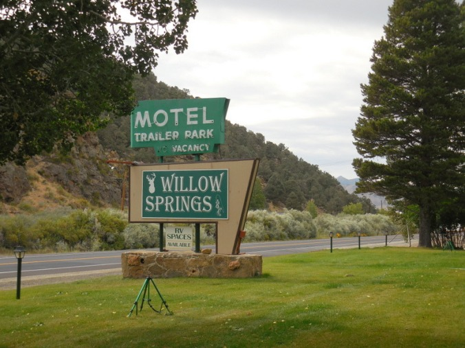 Willow Springs RV park