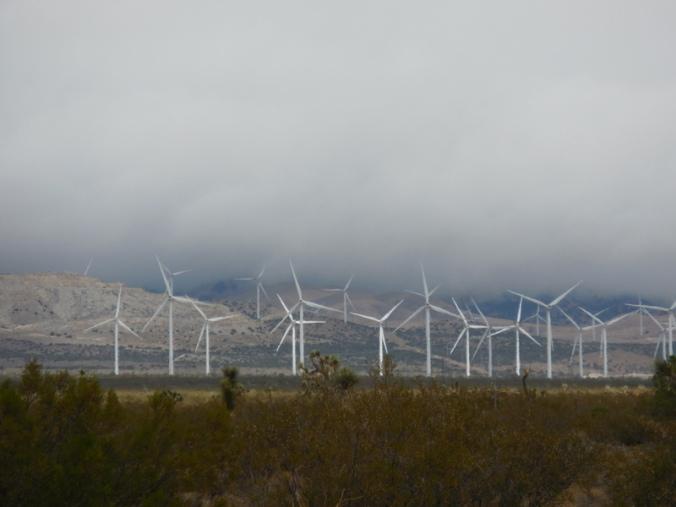 Wind turbines 13