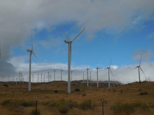 Wind turbines 9
