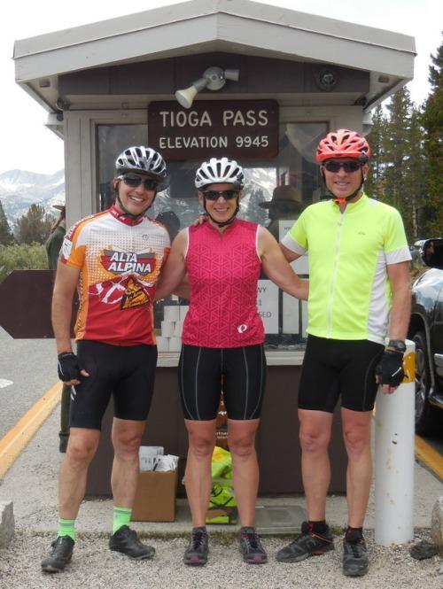 Yosemite - Tioga Pass gate 2