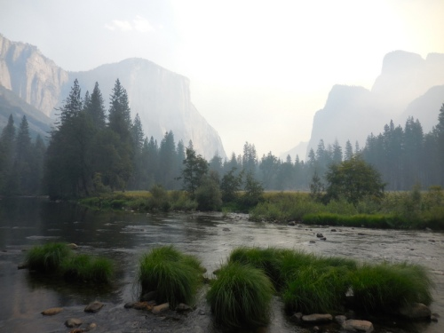 Yosemite Valley view 5