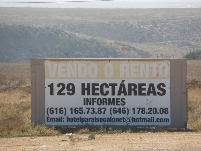 120 hectacres - make offer