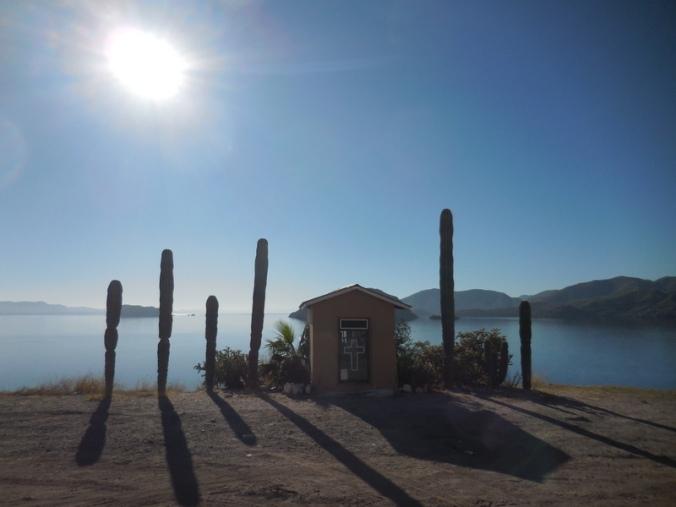 Bay of Concepcion shrine 1