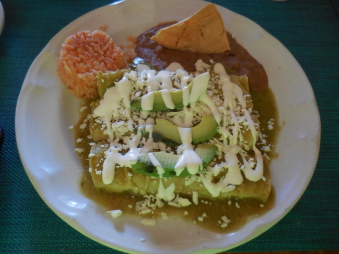 best meal in Mexico