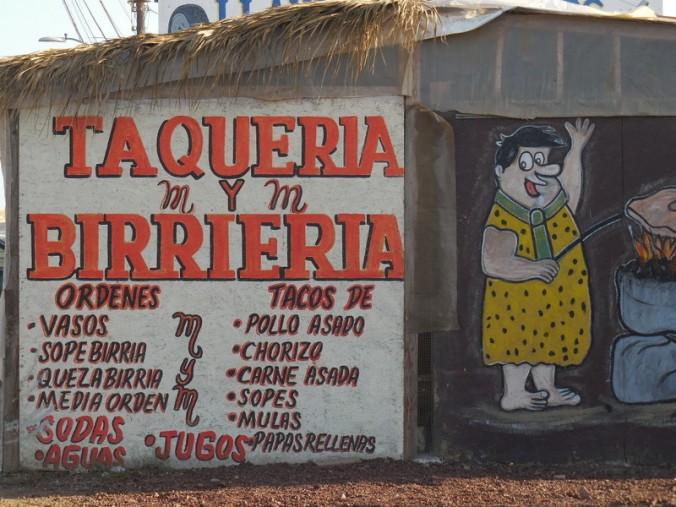 Birrieria - basically soup