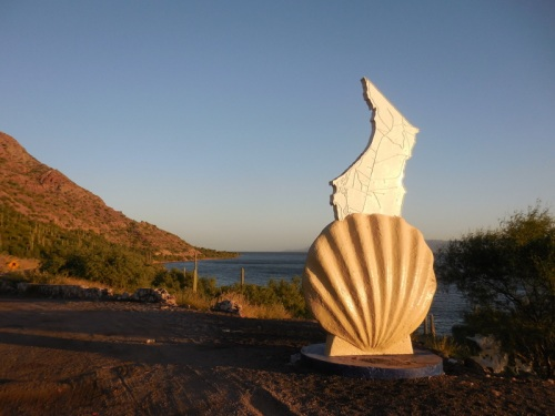 Conception Bay monument 2