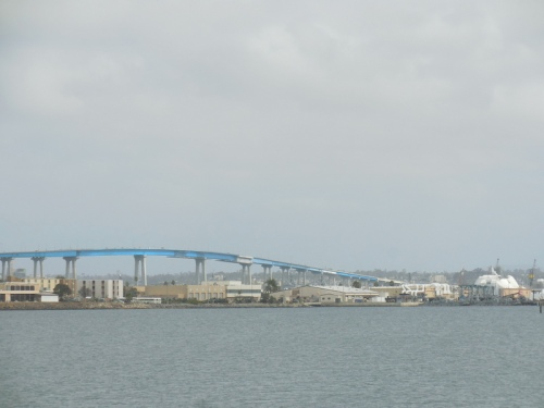 Coronado Island Bridge