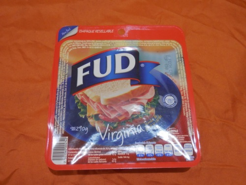 FUD for lunch