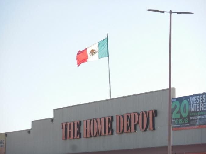 Home Depot Mexico