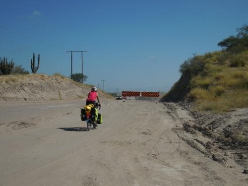 last rough road to la Paz