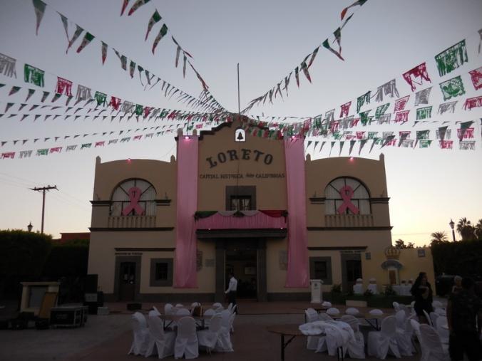 Loreto town hall