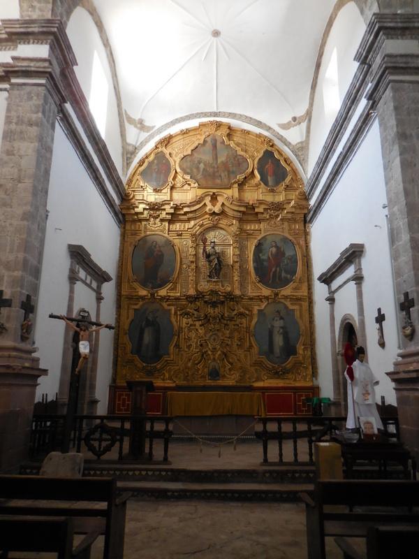 Mission San Ignacio inside 1