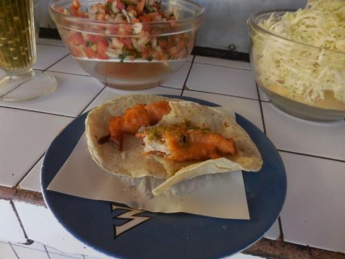 More fish tacos - yummm
